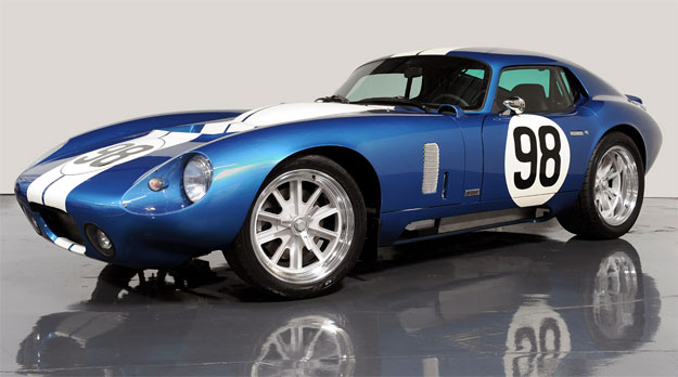Superformance Shelby Daytona Coupe