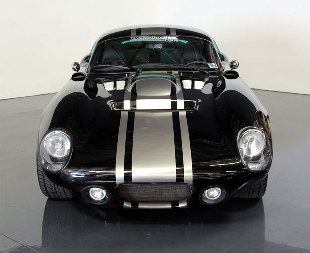 Shelby Daytona Coupe Continuation Car