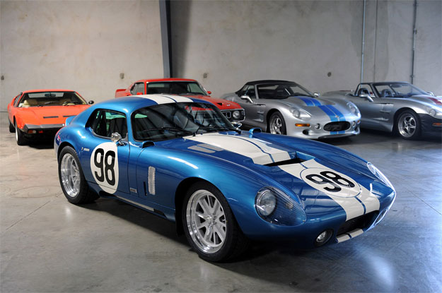Superformance Shelby Daytona Coupe Continuation Car