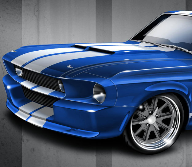 Shelby G.T.500CR