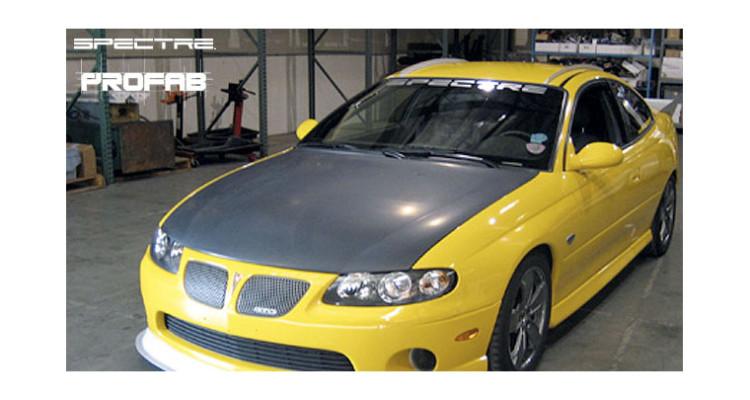 Pontiac G8 and GTO Cold-Air Intake