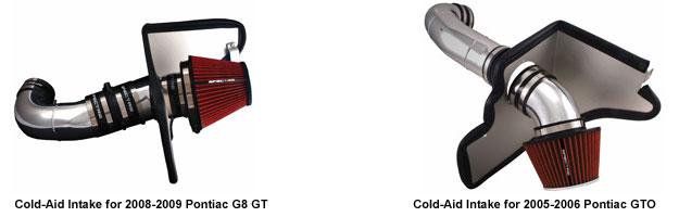 Spectre Pontiac GTO Cold-Air Intake