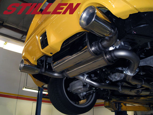 Nissan 370Z Performance Exhaust Upgrade
