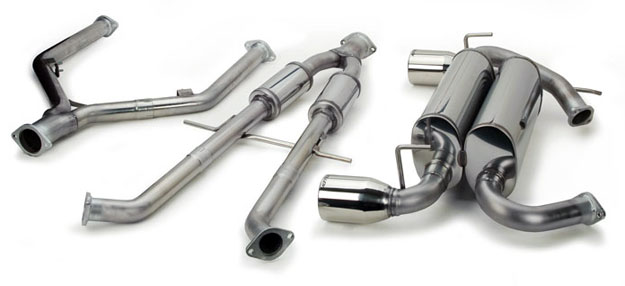 Stillen Nissan 370Z Performance Exhaust