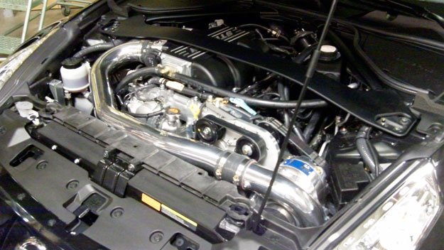 Stillen_Nissan_370Z_Supercharger_8