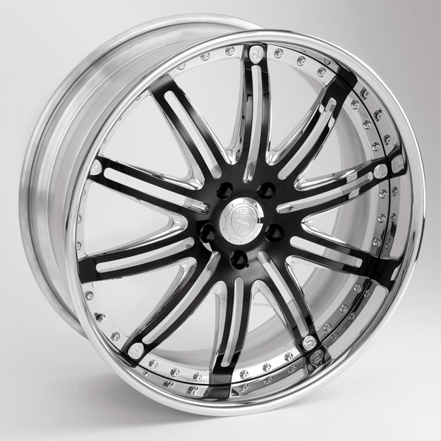 Luxury Car Wheels