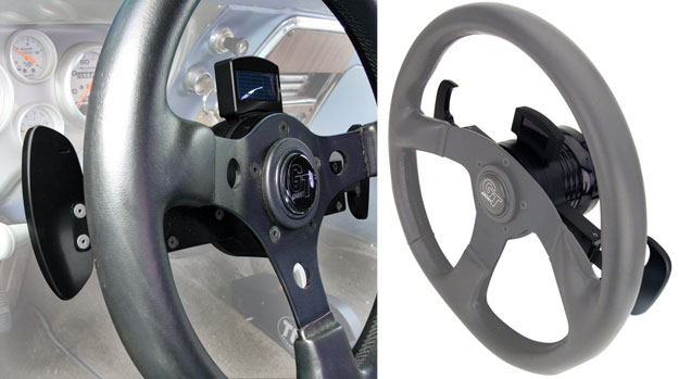TCI Paddle Shift Automatic Transmission Conversion