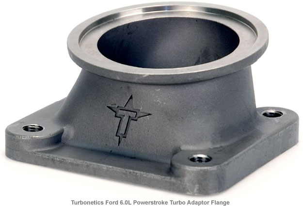 Ford 6.0L Powerstroke Turbo Adaptor Flange