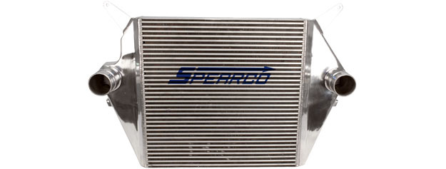 Ford 6.0L Powerstroke Intercooler Upgrade