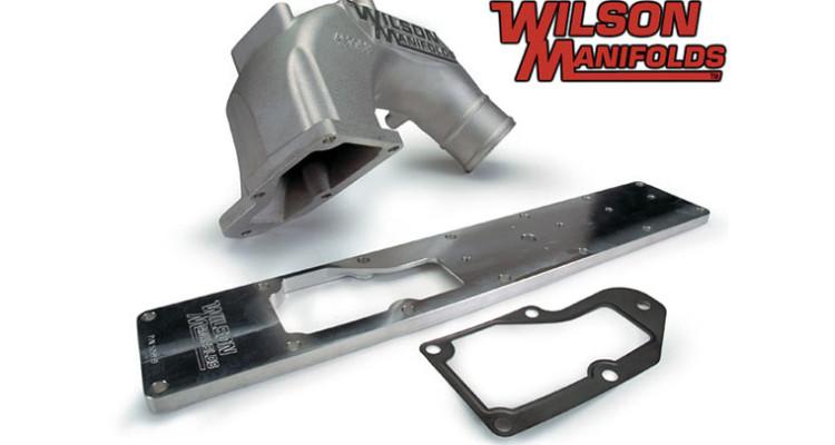 Wilson Manifolds Cummins 5.9L Intake