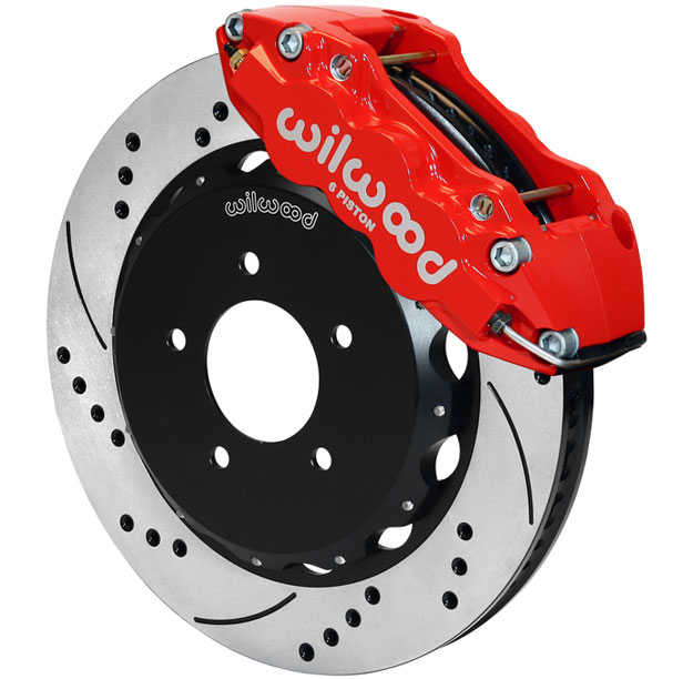 Wilwood 1999-2000 E46 BMW Brake Upgrade