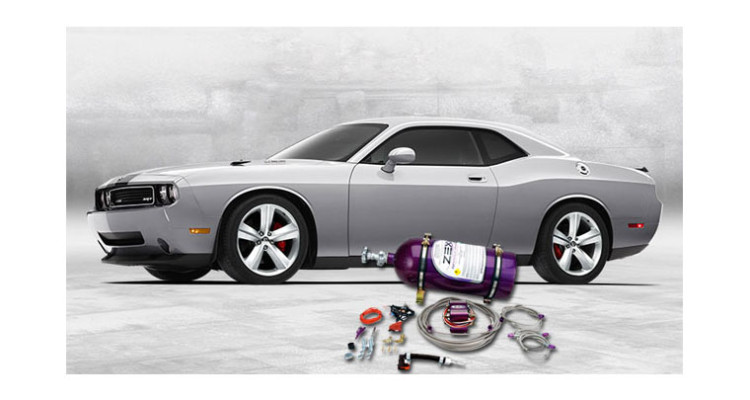 Dodge Challenger Nitrous Kit
