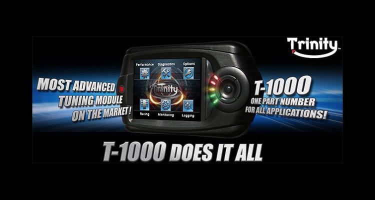 Diablosport Trinity Handheld Tuner