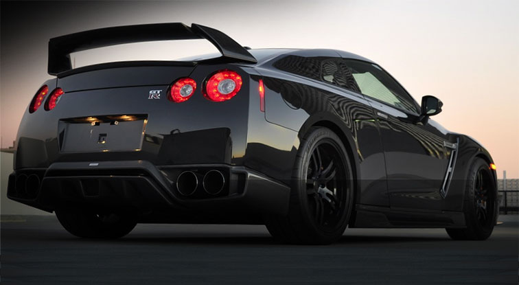 Nissan GT-R Performance Parts