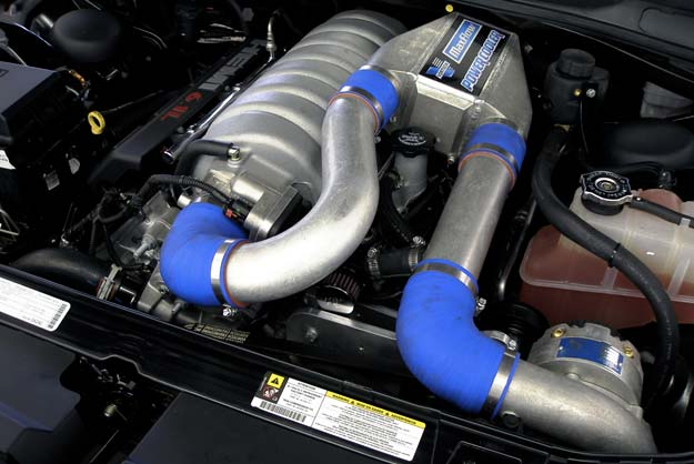 HEMI Vortech Supercharger Kit
