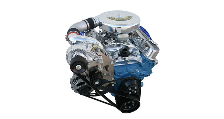 Classic Mopar Paxton Supercharger Kit