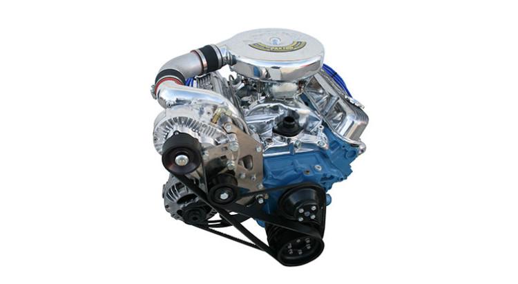 Classic Mopar Paxton Supercharger Kit