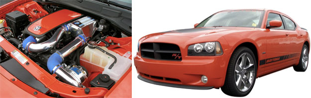 HEMI 5.7 and 6.1 Supercharger