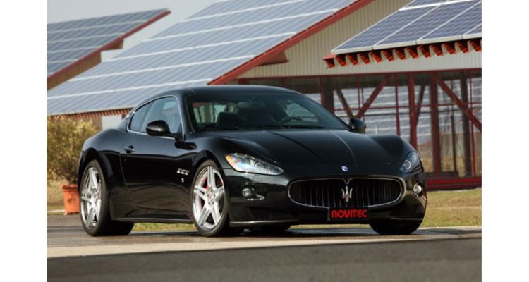 Novitec Maserati Program