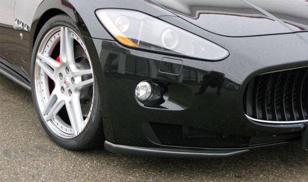 Novitec Maserati Gran Turismo Body Kit
