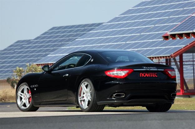 Novitec Maserati Gran Turismo Wheels