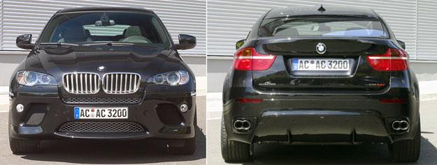 AC Schnitzer BMW X6 Body Kit