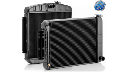 Be Cool Direct Replacement Radiator Upgrade