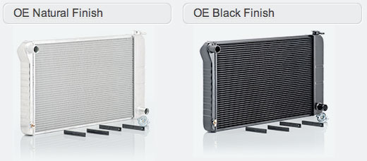 Be Cool OE Replacement Automotive Radiators