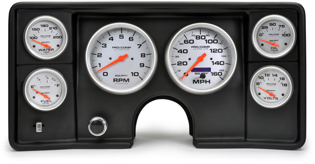 Classic Dash for 1964-1966 Chevrolet Trucks