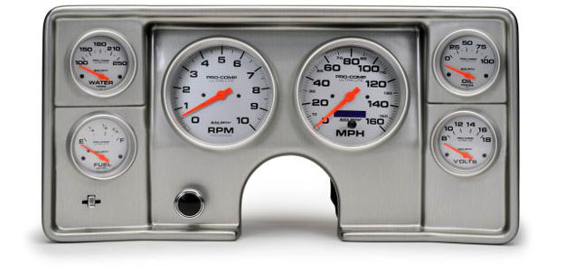 Gauges for 1964-1966 Chevrolet Trucks