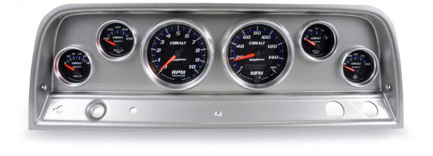 Gauges Cluster Buick Regal Grand National GNX Chevrolet Monte Carlo El Camino Malibu GMC Caballero Oldsmobile Cutlass Pontiac Gran Prix and Grand Le Mans Bonneville