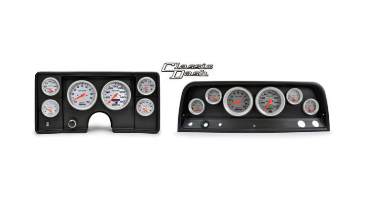Classic Dash for Chevy Trucks and GM G-Body Cars