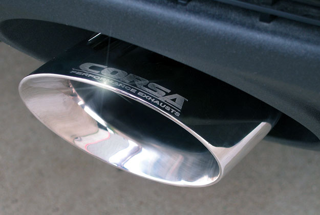 Chevrolet Camaro Corsa Exhaust Kit
