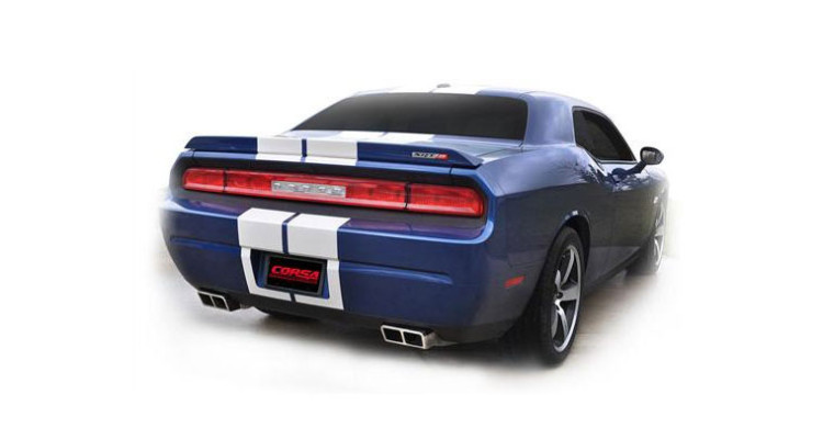 Cat-Back Exhaust for Dodge Challenger Dodge Charger Chrysler 300C