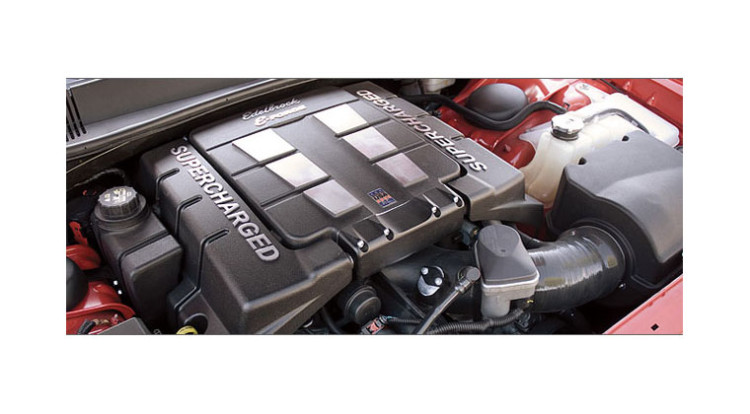 Edelbrock E-Force Supercharger Kits for 2005-2010 6.1L HEMI
