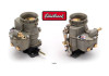 Edelbrock Two-Barrel Carburetors