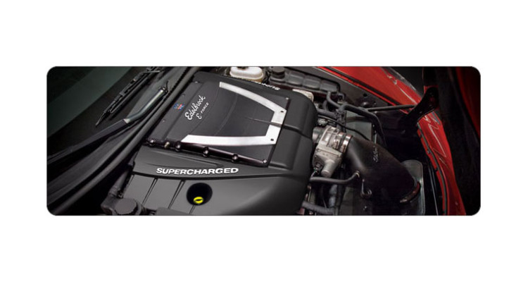 Edelbrock E-Force Supercharger kits for the C6 Corvette