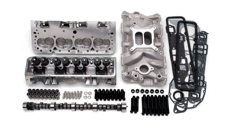 Edelbrock Chevy Top End Engine Kit