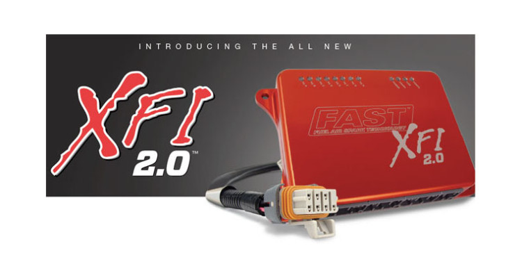 FAST XFI 2.0 Fuel Injection
