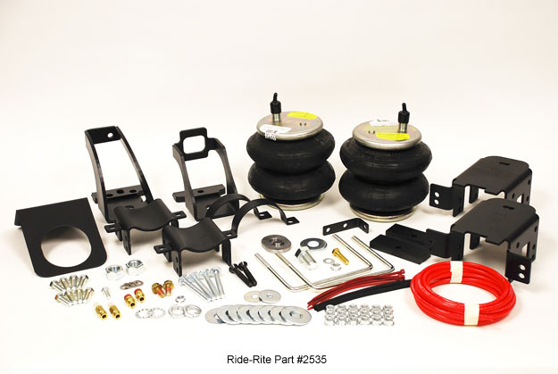 Firestone Air Helper Spring Kit for 2011 Ford Super Duty