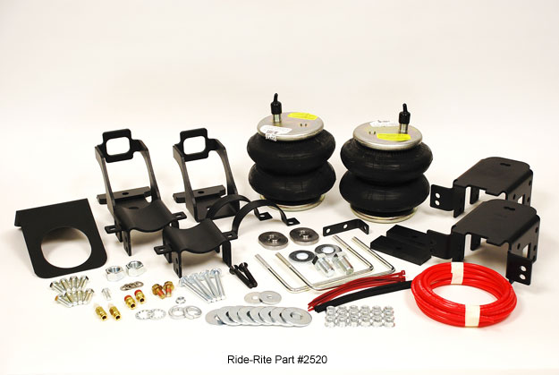 Air Helper Spring Kit for Ford Super Duty