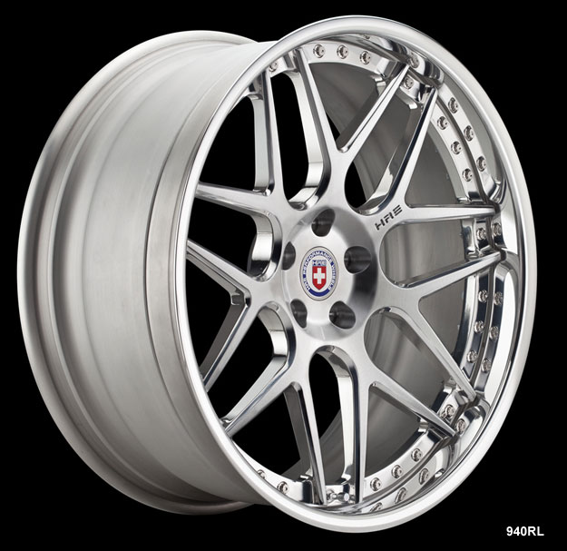 HRE Unveils Bespoke 940RL Wheel Line for Premium Luxury Cars