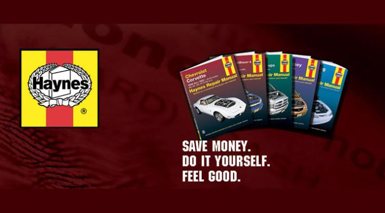 Haynes Automotive Repair Manuals Online