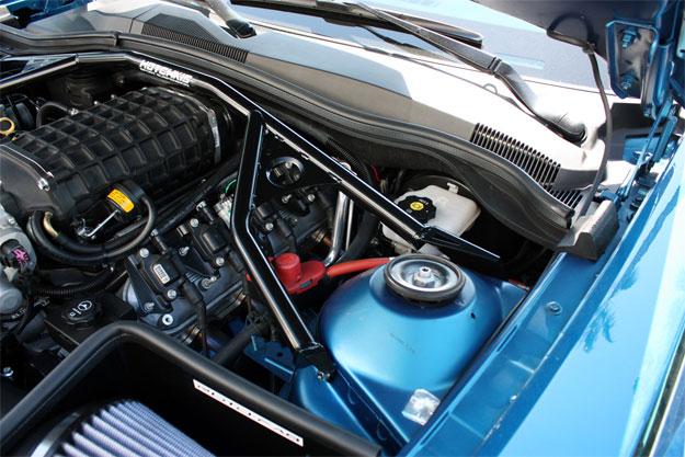 2010-2014 Chevy Camaro Strut Tower Brace