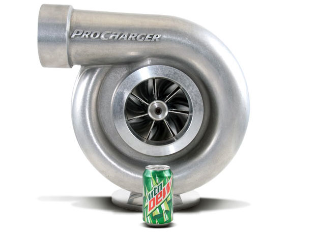 ProCharger Intercooled Supercharger