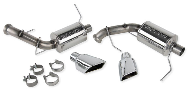 2005-2014 Mustang Cat-Back Performance Exhaust