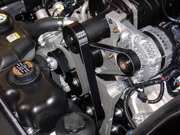 2005-2010 Mustang Supercharger Kit
