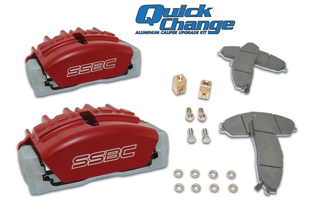 1997-2006 Jeep Wrangler Brake Upgrade Kit