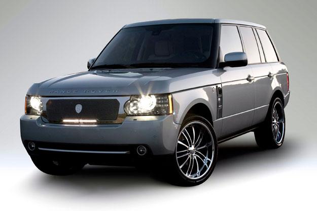 STRUT Land Rover Range Rover LED Grill