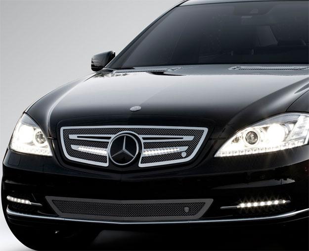 STRUT Mercedes-Benz LED Grill